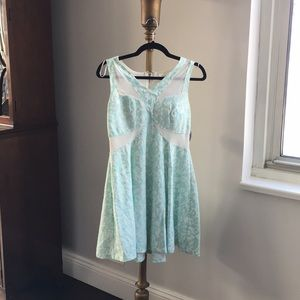 BEAUTIFUL Dress from LF. Never Worn, Size 12.